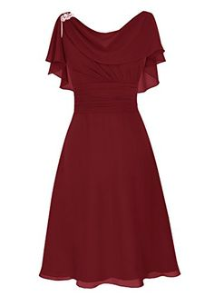 Dresstells® Short Prom Dress Cowl Bridesmaid Dress Chiffo... https://www.amazon.com/dp/B013HV3C5S/ref=cm_sw_r_pi_dp_x_0SGGyb9A0RJTS