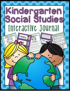 This social studies packet is full of interactive journal worksheet and sorts…