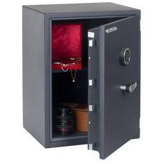 Sejf domowy ognioodporny SENATOR 2 Lockers, Locker Storage, Home Decor, Decoration Home, Room Decor, Locker, Home Interior Design, Closet, Home Decoration