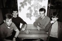 The Smiths unseen pics from Bath Moles Club, September 1983 photos)- asceneinbetween Wow! The Smiths Morrissey, Johnny Marr, Little Charmers, Stone Roses, Charming Man, Everything And Nothing, Britpop, Him Band, My Soulmate