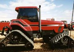 CASE IH MAGNUM on Tracks