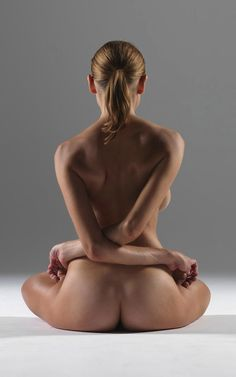 Sexy Nude Yoga Poses