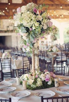 Birch Tree Wedding Ideas ~ we ♥ this! moncheribridals.com