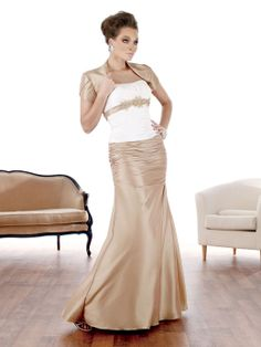 Glamorous sleeveless trumpet / mermaid home coming dress