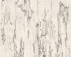 HOUTLOOK BEHANG - AS Création Decoworld 95402-2