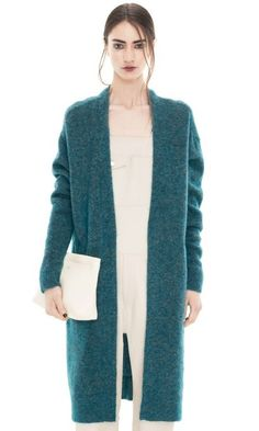 Raya Mohair  by Acne- I want this sweater this fall!
