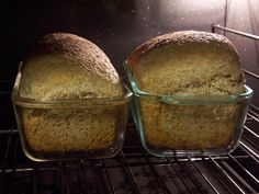 This I gotta see.(aw) Process for making sprouted wheat bread with no flour. This method produces a light loaf that doesn't look or taste like a brick. Sprouted Bread Recipe, Sprouted Wheat Bread, Gourmet Recipes, Whole Food Recipes, Cooking Recipes, Thm Recipes, Cooking Bread, Bread Baking, Sweet Pizza