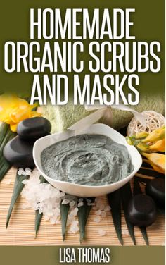 DIY beauty recipes and tips for making your own organic homemade scrubs and masks.