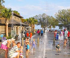 The 10 Best Beaches for Families: 2011: 2. Coligny Beach Park, Hilton Head, South Carolina (via Parents.com)