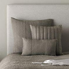 Albany Cushion Covers - Mink   The White Company