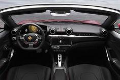 Ferrari Portofino: el convertible de techo rígido más potente del mundo