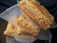 Indecisive Baker: Butterscotch Blondies