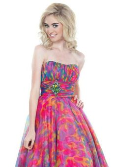 dd6b4f56dc Johnathan Kayne 337 at Prom Dress Shop Rainbow Prom Dress