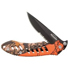 Remington Sportsman Series F.A.S.T. Folding Knives - Black Oxidized Coating  http://www.absolutesecuritystore.com/best-folding-knifes.html