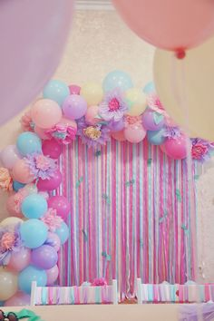 ideas for birthday girl unicorn decoration