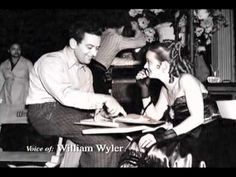 Combining unprecedented access to Davis' vast personal archives with original interviews, this documentary reveals a startling portrait of one of hollywood's most gifted and enigmatic stars. William Wyler, Bette Davis, Documentary, The Voice, Interview, Hollywood, Antique, Stars, Portrait
