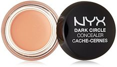 NYX Cosmetics Dark Circle Concealer, Light, 0.1 Ounce *** You can find out more details at the link of the image.