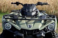 New 2016 Can-Am Outlander L 570 ATVs For Sale in Wisconsin. 2016 Can-Am Outlander L 570, 2016 Can-Am® Outlander L 570 Raise your expectations, not your price range. Get the all-terrain performance you'd expect from Can-Am at the most accessible price ever. Features may include: CATEGORY-LEADING PERFORMANCE Select from either a 38-hp single-cylinder, liquid-cooled Rotax 450 four-stroke or a 48-hp, eight-valve, liquid-cooled SOHC Rotax 570 V-Twin. The proven Rotax engines offer unmatched power…