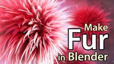 How to Make Fur in Blender [tutorial] http://juicerblendercenter.com/category/juicer-reviews/