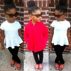 This little girl Haileigh is literally my future daughter(Nadia) Go follow her on insta @ hails_world