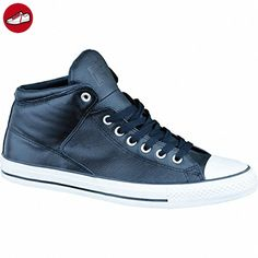 CTAS Hi Midnight Navy, Baskets Hautes Mixte Adulte, Blau (Midnight Navy), 35 EUConverse