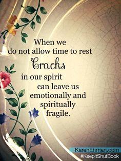 Rest!