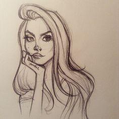 Lana Del Rey #LDR #art by Tally Todd