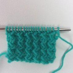 #breien, gratis patroon, Nederlands, steek, techniek, Zig-zag rib, shawl, sjaal, #breipatroon, tutorial met foto's