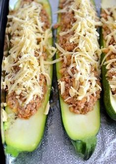 Polish Recipes, Polish Food, Zucchini, Grilling, Food And Drink, Yummy Food, Chicken, Vegetables, Cooking