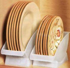 DIY: Organize Kitchen Storage With Kitchen Cabinet - http://www.hgtvdecor.com/decoration-ideas/diy-organize-kitchen-storage-with-kitchen-cabinet.html