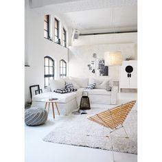 Ecksofa, Hussenoptik, Baumwollbezug | Sofas | Sitzmöbel | Wohnen