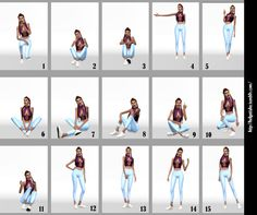 """(TS4) Model poses 03_Female_Male_ 