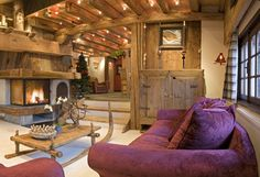 Romantic chalet in Chamonix with outdoor jacuzzi - Chalet Rentals,
