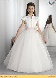 vestidos para primera comunion - Buscar con Google
