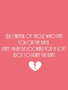 friends backstabbing quotes - Google Search
