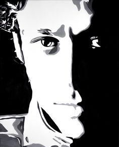Acrilico su tela - Dipinto a mano Dimensioni 40x50 Tutti i miei lavori vengono eseguiti utilizzando colori e tele di alta qualità. I telai telati in puro cotone 100% hanno la tela graffata sul...