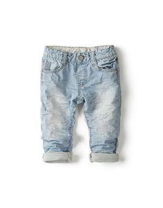baby boy jeans #boys #fashion