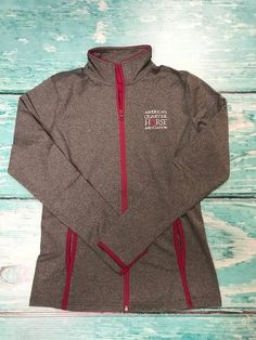 AQH Store is opening soon Horse Riding Clothes, American Quarter Horse, Lady Grey, Equestrian, Pink, Jackets, Logo, Store, Birthday