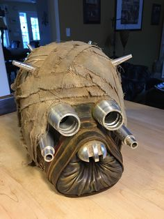 Well after building 2 Stormtroopers this year I decided I wanted a costume, my build was a AM ANH Stunt TK, after making that one I decided I want. Star Wars Decor, Star Wars Art, Tusken Raider Costume, Star Wars Helmet, Star Wars Personajes, Star Wars Episode Iv, Star Wars Concept Art, Original Trilogy, Party Entertainment