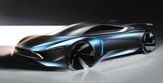 David Schneider Design: Aston Martin