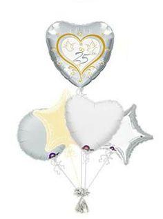 25th anniversary Doves