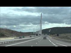 Viaduc de Millau travelling