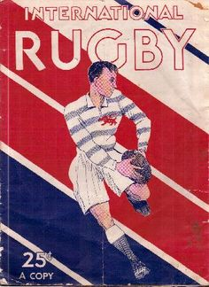 #Rugby Harvard v Cambridge University match programme, this programme contains a wealth of information on American rugby and of the Sportmanship Brotherhood, the group, led by ex-pat PE Moreton were promoters of this tour.