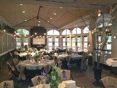 #outdoor #wedding ceremony amphitheater / indoor reception ...