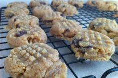 3 or 4 ingredient peanut butter cookies