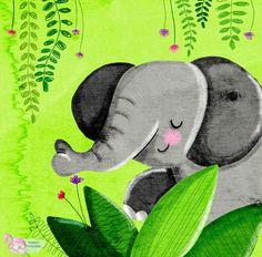 Elephant - Sandy Thissen