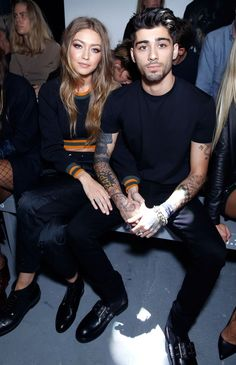 Gigi Hadid and Zayn Malik consistently slay the street style game — sometimes even in coordinated outfits! See their best style moments as a couple in photos