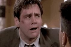 The Encyclopedia Of Jim Carrey's Best Faces Jim Carey Funny, Jim Carrie, Mr Bin, Very Funny Gif, Funny Gifs, Annoyed Face, Mood Gif, Face Expressions, Gif Pictures