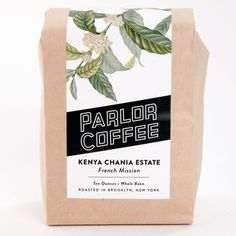 Parlor Coffee's Kenya Chania Estate French Mission in our round up of outstanding espresso blends