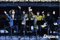 BTS Practice For The WINGS TOUR In Seoul~ ❤ (Naver STARCAST Article - m.star.naver.com/bts) #BTS #방탄소년단